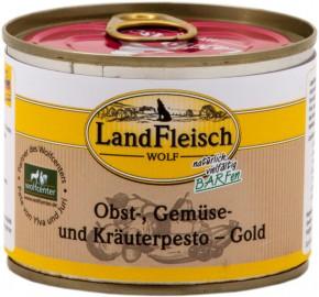 LandFleisch Wolf Pesto Gold 200 g