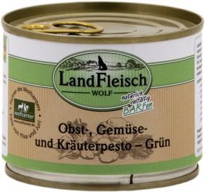 LandFleisch Wolf Pesto Grün 200 g