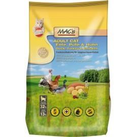 MACs Cat Adult Ente, Pute & Huhn 300 g, 1,5 kg oder 7 kg (SPARTIPP: unsere Staffelpreise)