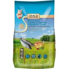 MACs Cat Adult Lachs & Forelle 300 g, 1,5 kg oder 7 kg (SPARTIPP: unsere Staffelpreise)