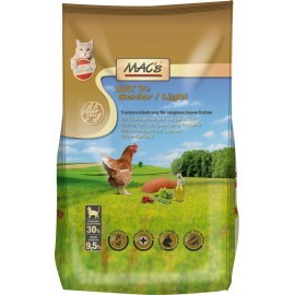MACs Cat Senior & Light 300 g, 1,5 kg oder 7 kg (SPARTIPP: unsere Staffelpreise)