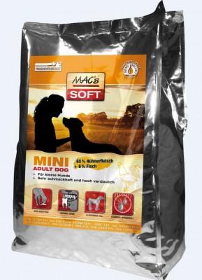 Macs Soft Adult Mini Huhn 1,5 kg, 5 kg oder 15 kg (SPARTIPP: unsere Staffelpreise)