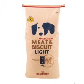 Magnusson Petfood Meat und Biscuit Light 4,5 kg oder 14 kg (SPARTIPP: unsere Staffelpreise)