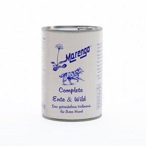 Marengo Complete mit Ente und Wild 400 g