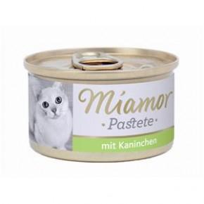 Miamor Fleischpastete mit Kaninchen 85 g