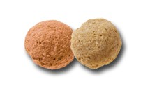 Monties Pferde Snack Erdbeer und Vanille extrudiert 10 kg