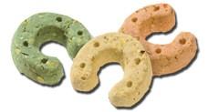 Monties Pferde Snack Hufeisen Mix gebacken 500 g oder 10 kg (SPARTIPP: unsere Staffelpreise)