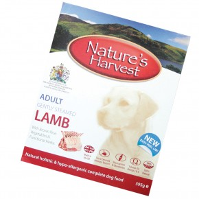 Natures Harvest Adult Lamm & Vollkornreis 395 g