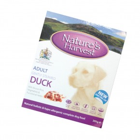 Natures Harvest Adult Ente & Vollkornreis 395 g