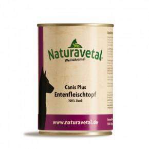 Naturavetal Canis Plus Entenfleischtopf 410 g oder 820 g