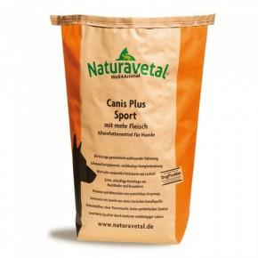 Naturavetal Canis Plus Sport 15 kg