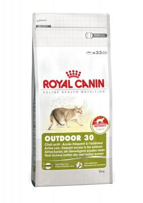 Royal Canin Feline Outdoor 30, 400 g, 2 kg, 4 kg oder 10 kg (SPARTIPP: unsere Staffelpreise)