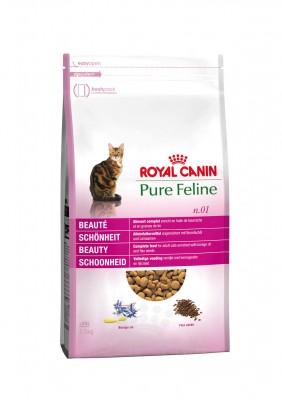 Royal Canin Feline Pure No. 01 Schönheit Reich an Ente 300 g, 1,5 kg oder 3 kg (SPARTIPP: unsere Staffelpreise)