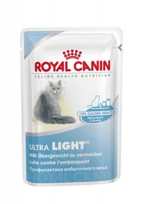 Royal Canin Feline Health Nutrion Ultra Light 10, FB Portionsbeutel 12 x 85 g