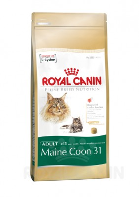 Royal Canin Feline Breed Maine Coon 31, 400 g