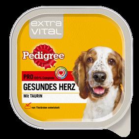 Pedigree Extra Vital Pro gesundes Herz 10 x 300 g