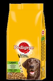 Pedigree Vital Protection Light mit Geflügel 13 kg (SPARTIPP: unsere Staffelpreise)