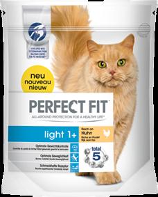 Perfect Fit Cat Light reich an Huhn 750 g (SPARTIPP: unsere Staffelpreise)