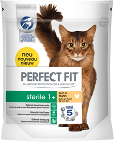 Perfect Fit Cat Pro Sterile reich an Huhn 750 g (SPARTIPP: unsere Staffelpreise)