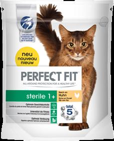 Perfect Fit Cat Pro Sterile reich an Huhn 750 g (SPARTIPP: unsere Staffelpreise)