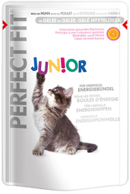 Perfect Fit Junior Huhn in Gelee 12 x 85 g