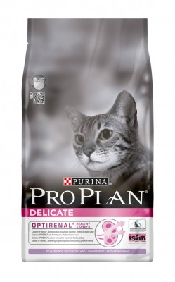 Pro Plan Cat Delicate Truthahn 2 x 10 kg (Staffelpreis)