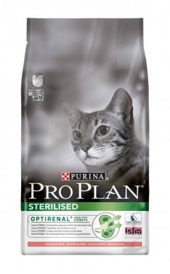 Pro Plan Cat Sterilised reich an Lachs 1,5 kg (SPARTIPP: unsere Staffelpreise)
