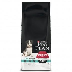 Pro Plan Dog Puppy Medium Sensitive Digestion 12 kg