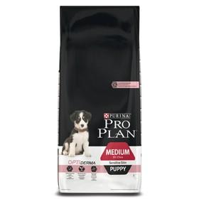 Pro Plan Dog Puppy Medium Sensitive Skin 3 kg oder 12 kg (SPARTIPP: unsere Staffelpreise)