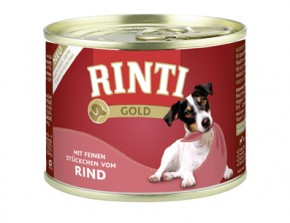Rinti Gold Adult mit Rind 185 g