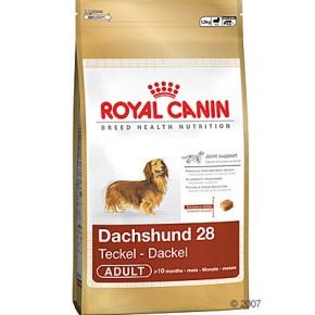 Royal Canin Breed Dachshund 28 Adult 500 g, 1,5 kg oder 7,5 kg (SPARTIPP: unsere Staffelpreise)