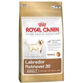 Royal Canin Breed Labrador Retriever 30 Adult 3 kg oder 12 kg (SPARTIPP: unsere Staffelpreise)