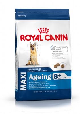 Royal Canin Size Maxi Ageing 8+, 3 kg oder 15 kg (SPARTIPP: unsere Staffelpreise)