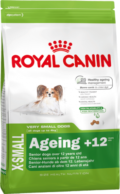 Royal Canin X-Small Ageing +12, 500 g oder 1,5 kg (SPARTIPP: unsere Staffelpreise)
