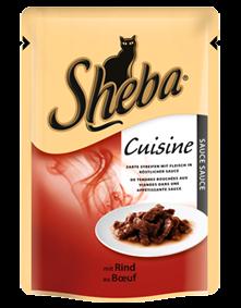 Sheba Cuisine Portionsbeutel 12 x 85 g
