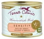 Terra Canis Sensitiv Pute mit Sellerie, Kürbis und Kamille 200 g