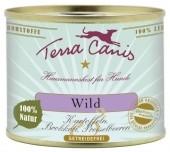 Terra Canis Sensitiv Wild mit Kartoffeln, Apfel und Preiselbeeren 200 g