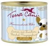 Terra Canis für Welpen Lamm mit Zucchini, Fenchel und Magerjoghurt 12 x 400 g