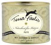 Terra Faelis Pute mit Zucchini und Kamille 200 g