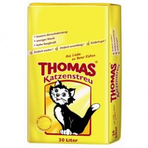 Thomas Katzenstreu 20 Liter