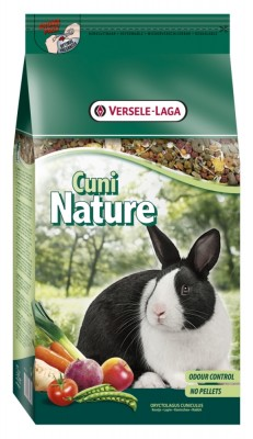 Versele Laga Cuni Nature 750 g, 2,5 kg oder 10 kg