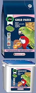 Versele Laga Orlux Gold Patee Großsittiche & Papageien 1 kg oder 5 kg