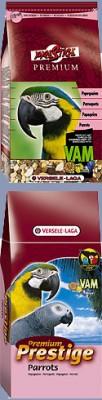 Versele Laga Prestige Papageien Premium 2,5 kg oder 15 kg (SPARTIPP: unsere Staffelpreise)