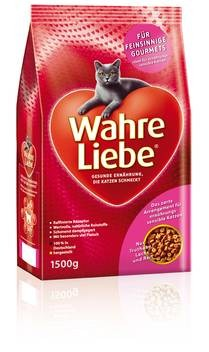 Wahre Liebe Sensible Katze 400 g