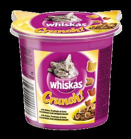 Whiskas Crunch mit Huhn, Truthahn & Ente 5 x 100 g