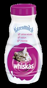 Whiskas Katzen Milch 6 x 200 ml
