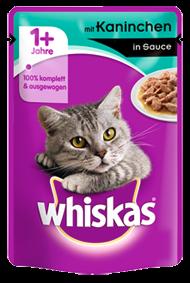 Whiskas mit Kaninchen in Sauce 24 x 100 g