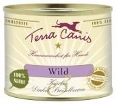 Terra Canis Classic Wild mit Kürbis, Vollkornnudeln & Preiselbeeren 200 g