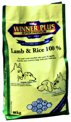 Winner Plus Lamb & Rice 3 kg oder 18 kg