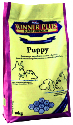 Winner Plus Puppy 3 kg oder 18 kg